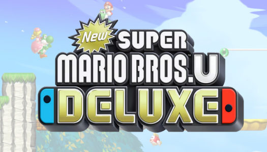 Review: New Super Mario Bros. U Deluxe (Nintendo Switch)