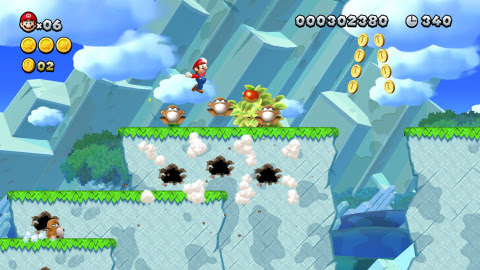 New Super Mario Bros. U Deluxe and Double Cross join this week's eShop roundup