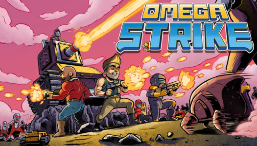 Review: Omega Strike (Nintendo Switch)