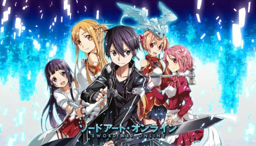 Sword Art Online becomes a reality for Switch this May