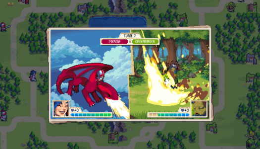 Get into the Wargroove on Nintendo Switch February 1st