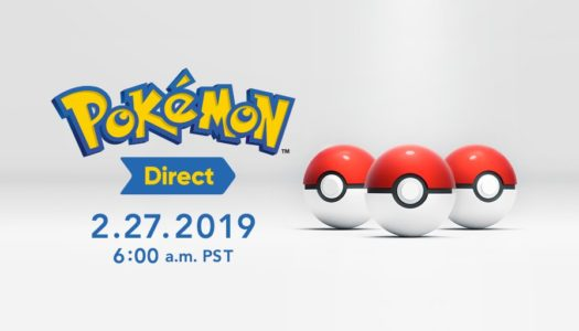 Pokémon Direct on the way for Pokémon Day