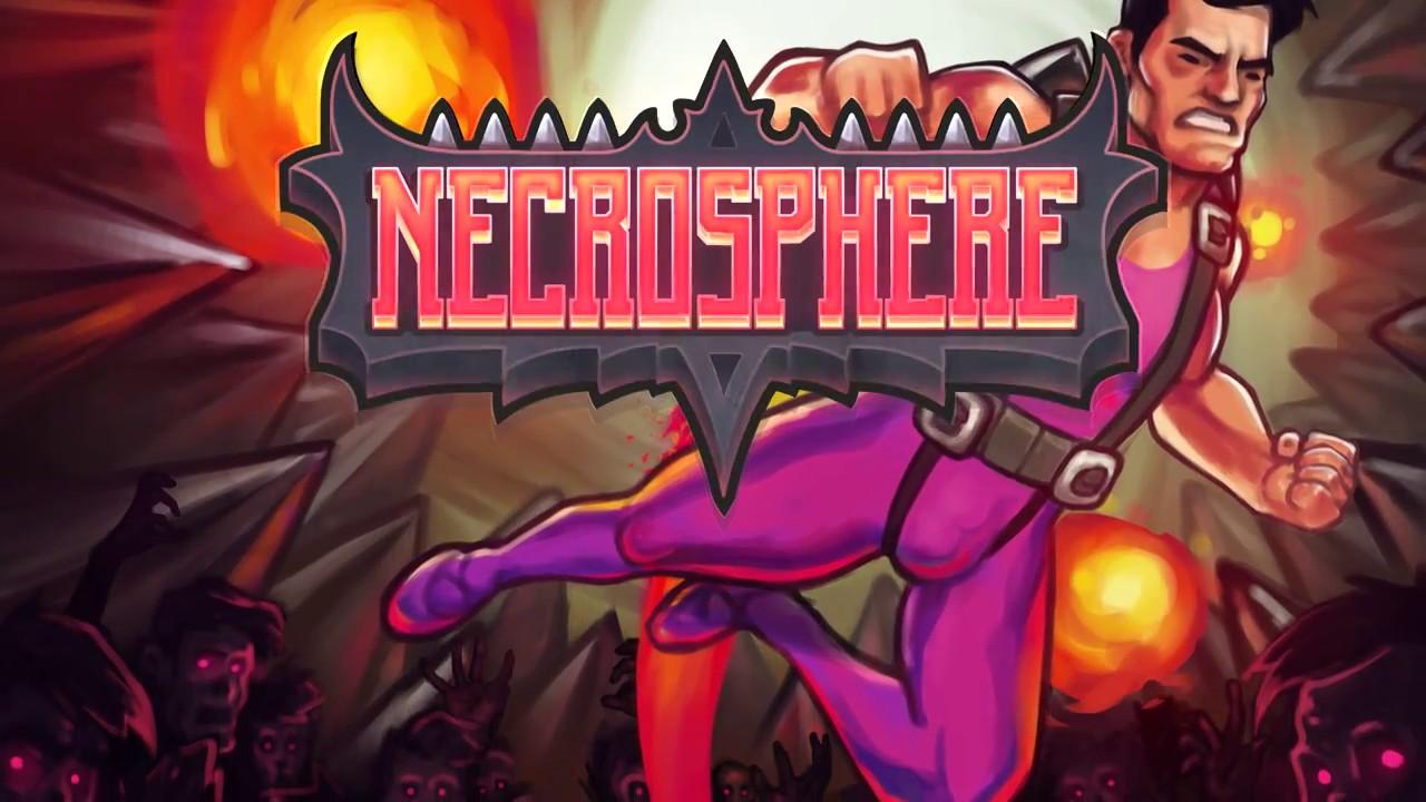Necrosphere Deluxe