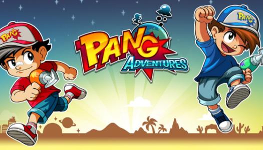 Review: Pang Adventures (Nintendo Switch)