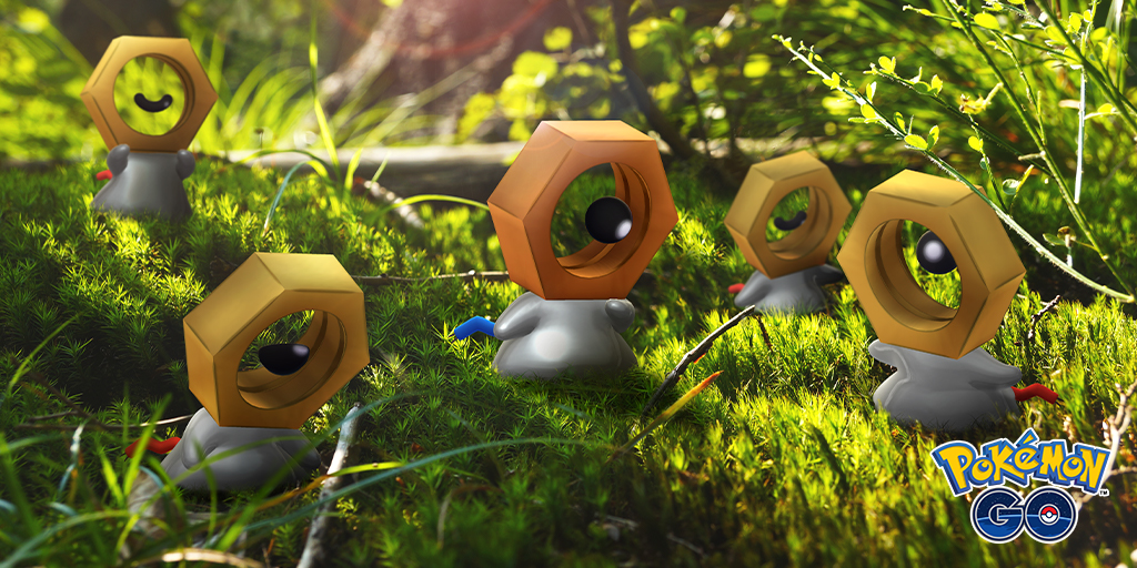 Shiny Meltan Pokémon GO