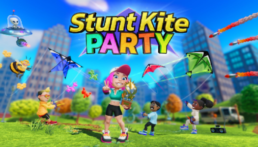 Review: Stunt Kite Party (Nintendo Switch)