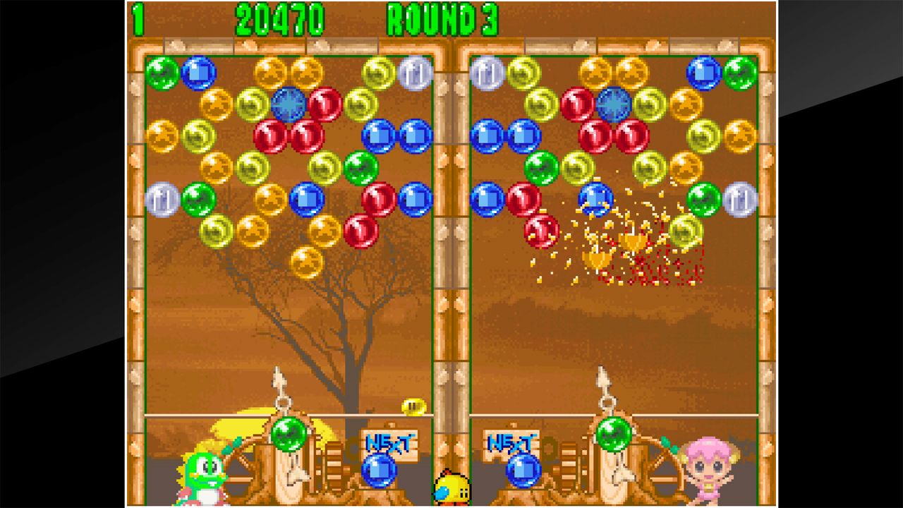 Review: ACA NeoGeo Puzzle Bobble 2 (Nintendo Switch)