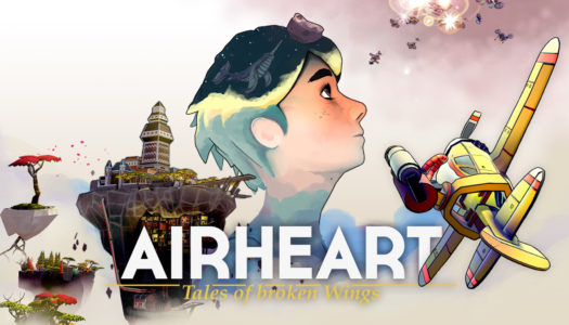 Review: Airheart – Tales of Broken Wings (Nintendo Switch)