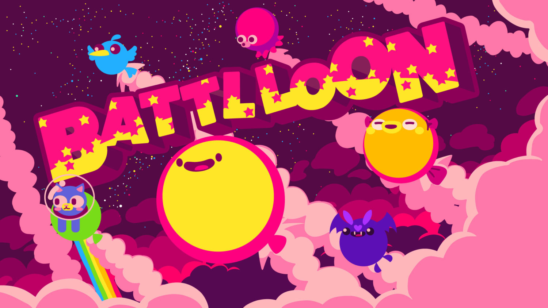 BATTLLOON banner