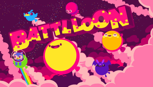 BATTLLOON ready to burst onto Nintendo Switch on Feb 28