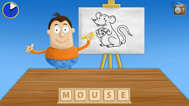 Guess the Word - Mouse
