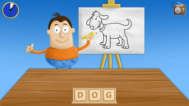 Guess the Word - Dog