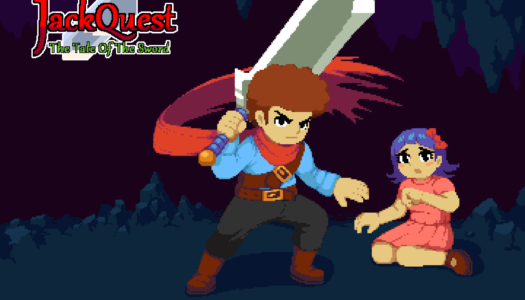 Review: JackQuest: The Tale of the Sword (Nintendo Switch)