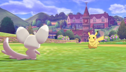 Pokémon Sword and Pokémon Shield coming to Switch this year