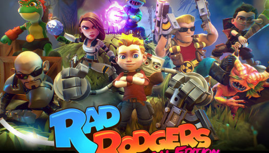 Rad Rodgers brings its Radical Edition to the Switch on Feb 26