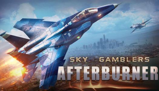 Review: Sky Gamblers – Afterburner (Nintendo Switch)