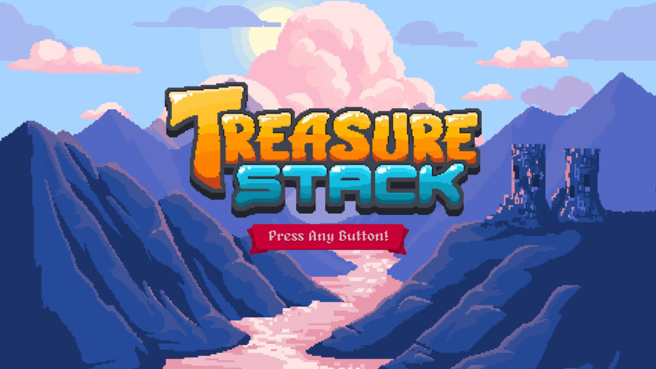 Treasure Stack drops on Nintendo Switch March 1st