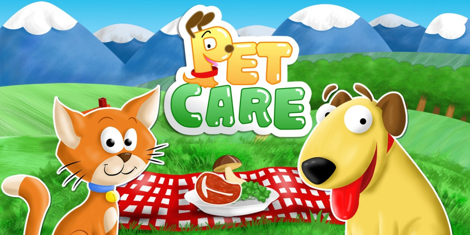 Pet Care splash screen