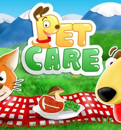 Pet Care splash screen