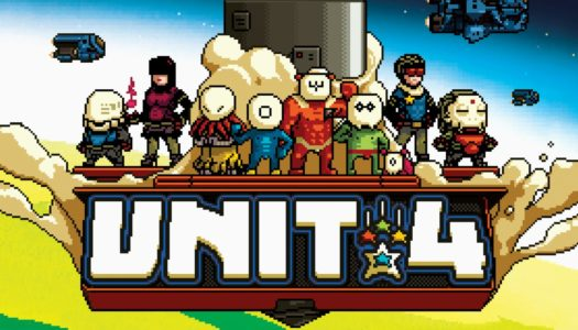 REVIEW: Unit 4 (Nintendo Switch)