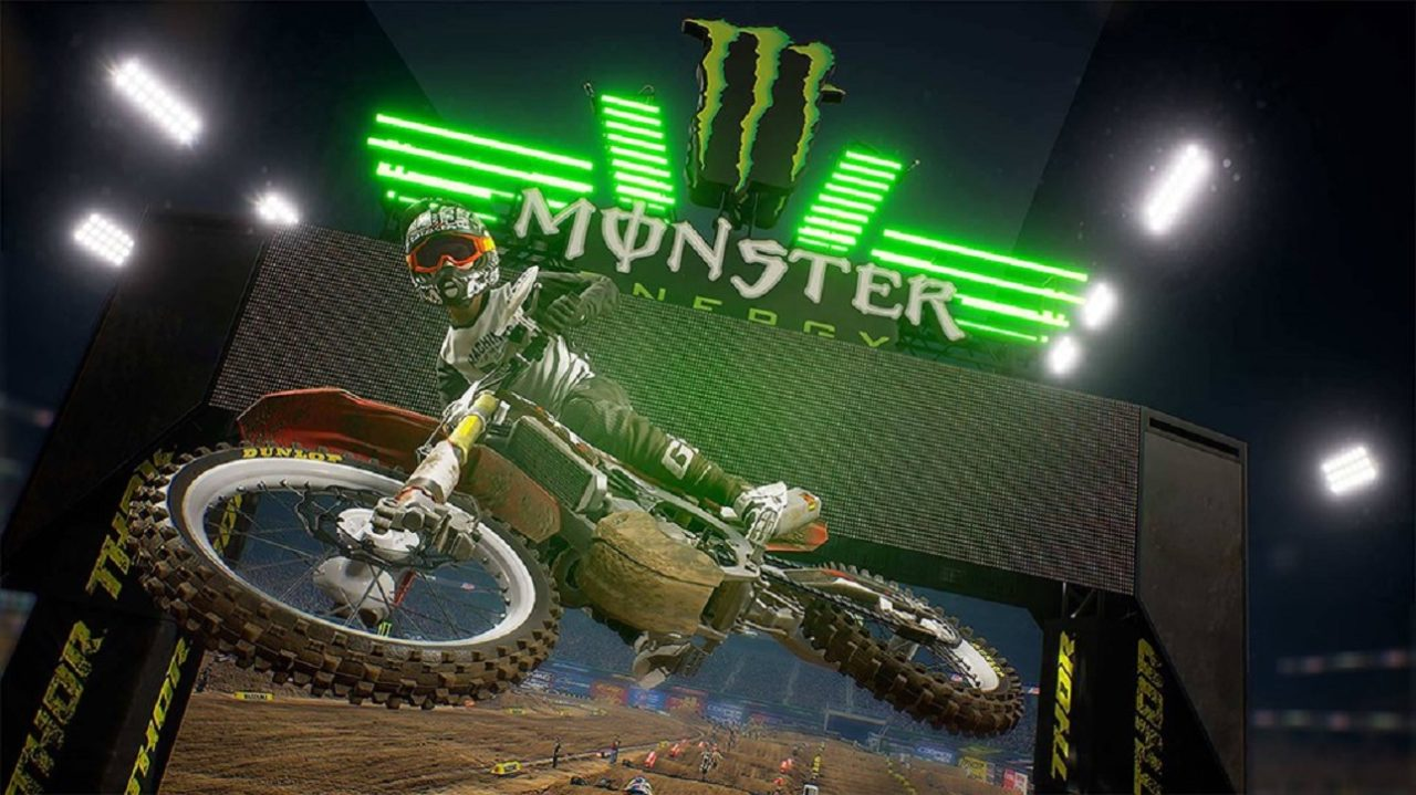 Review: Monster Energy Supercross - The Official Videogame 2 (Nintendo Switch)