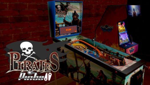 Review: Pirates Pinball (Nintendo Switch)