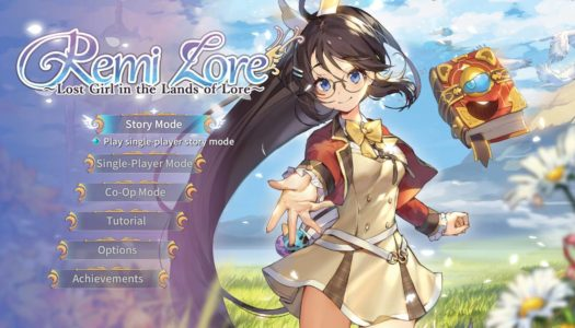 Review: RemiLore: Lost Girl In The Land Of Lore (Nintendo Switch)