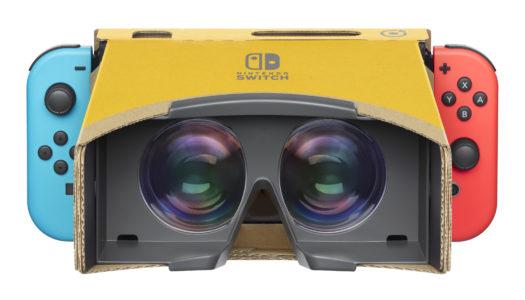 Nintendo Labo goes VR with new kits…basically