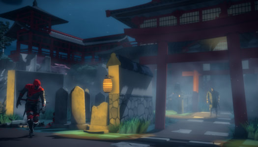 Review: Aragami: Shadow Edition (Nintendo Switch)