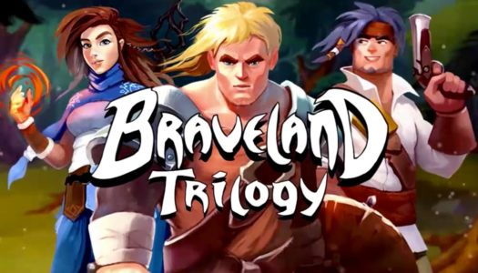 Review: Braveland Trilogy (Nintendo Switch)