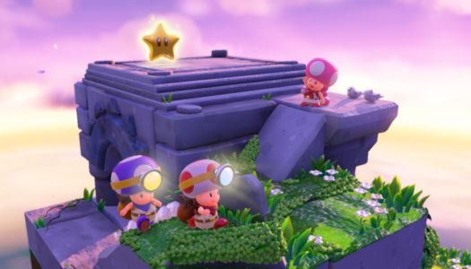 Captain Toad: Treasure Tracker DLC arrives March 14th