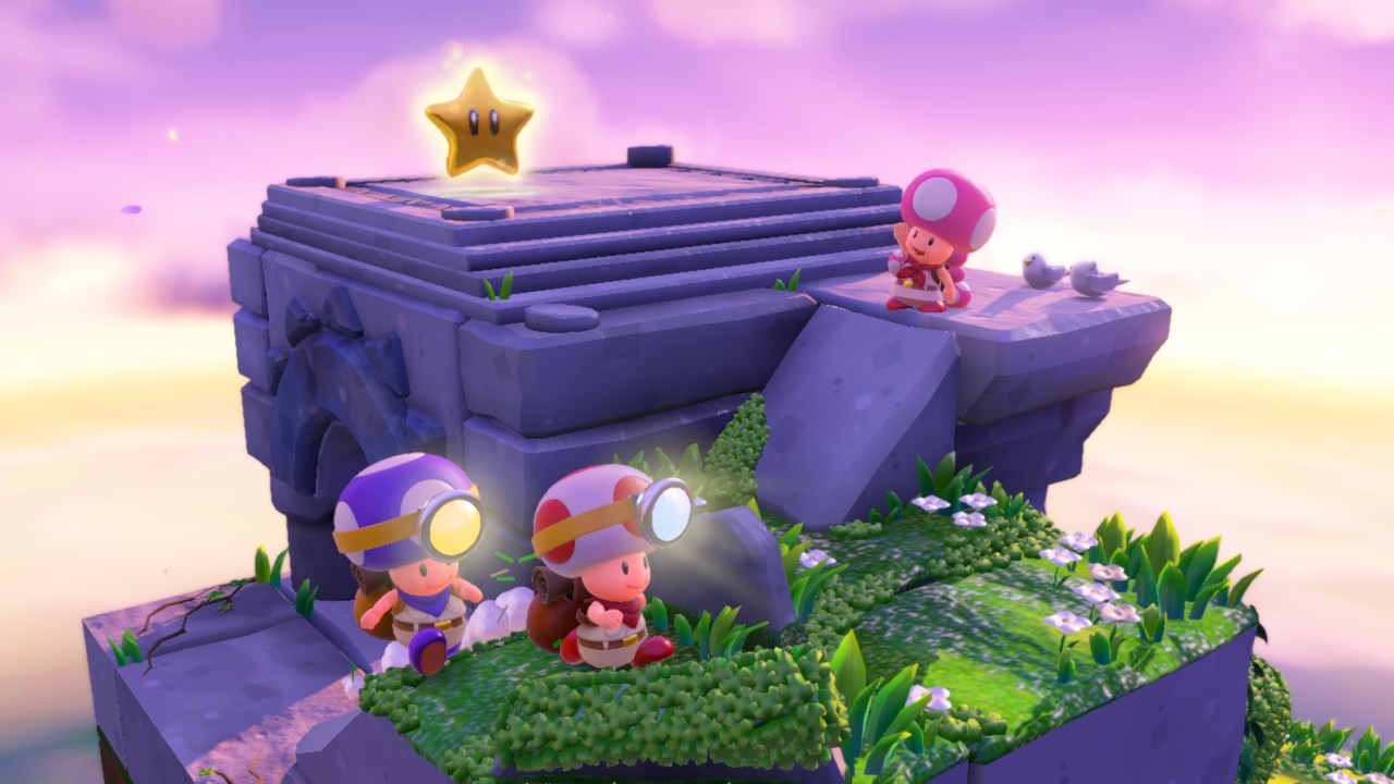 Captain Toad: Treasure Tracker Special Episode DLC