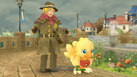 Chocobo's Mystery Dungeon joins this week's eShop roundup