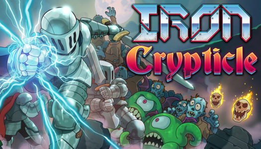 REVIEW: Iron Crypticle (Nintendo Switch)