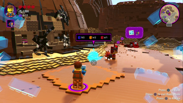 The LEGO Movie 2 Videogame - build