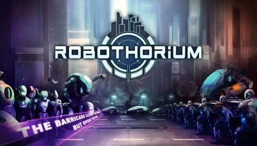 Review: Robothorium (Nintendo Switch)
