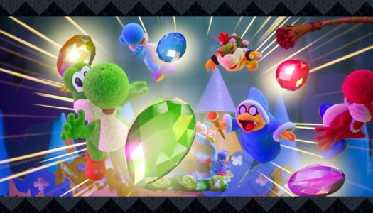 Yoshi's Crafted World joins this week's eShop roundup