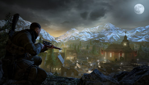 Switch gamers can soon join the Sniper Elite