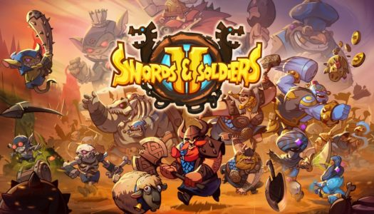 Review: Swords and Soldiers 2 Shawarmageddon  (Nintendo Switch)