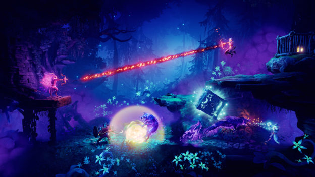 Trine 4 coming to Switch, but the Ultimate Collection is not [updated]