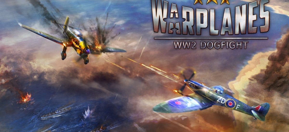 Warplanes: WW2 Dogfight (Nintendo Switch)