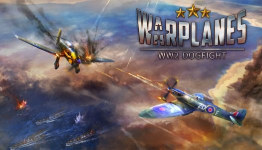 Review: Warplanes: WW2 Dogfight (Nintendo Switch)