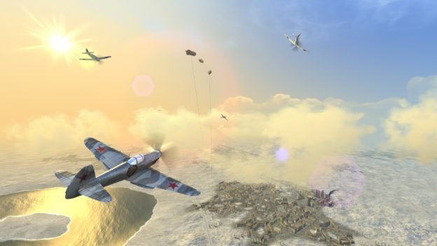 Warplanes: WW2 Dogfight - screen 02