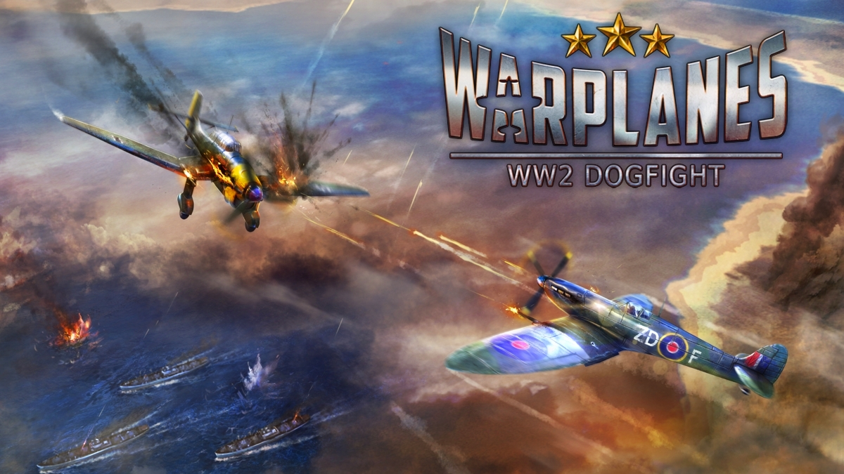 Warplanes: WW2 Dogfight (Nintendo Switch)
