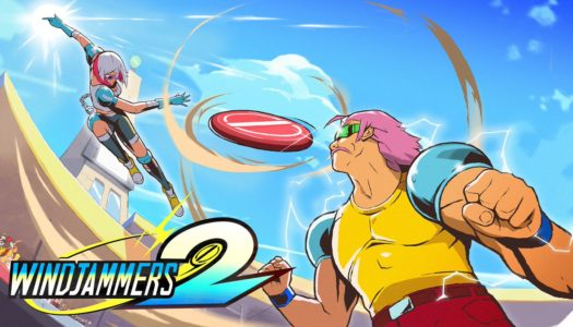 Windjammers 2: first look at new abilities and characters
