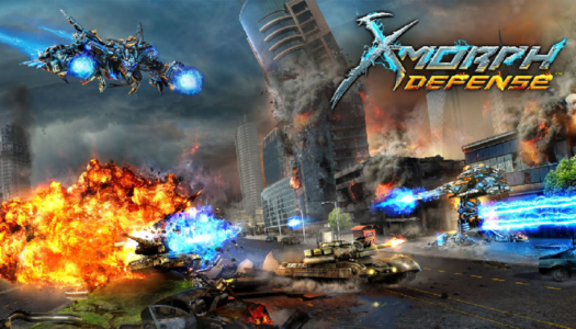 Review: X-Morph: Defense (Nintendo Switch)