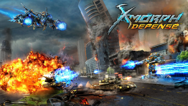 Review: X-Morph: Defense (Nintendo Switch)