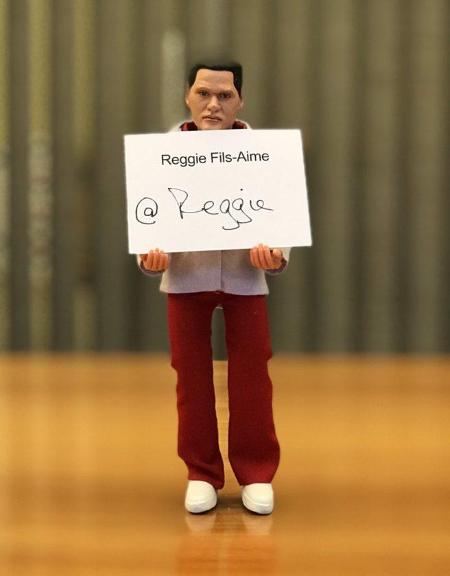 Reggie Fils-Aime Joins Twitter