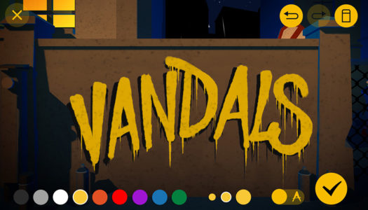Review: Vandals (Nintendo Switch)