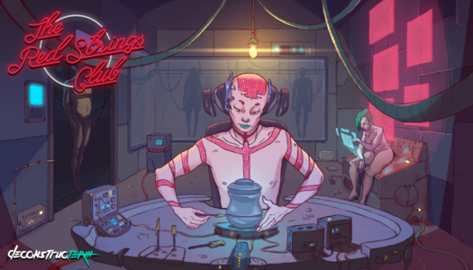 Review: The Red Strings Club (Nintendo Switch)
